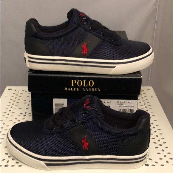 Polo by Ralph Lauren Shoes | Polo Navy